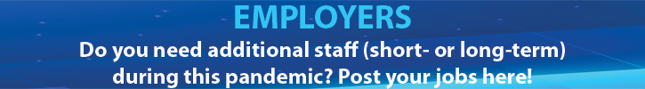 Employers Post a Job Graphic